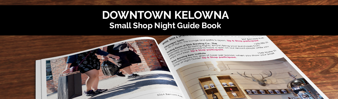 Small Shop Night Guide Book